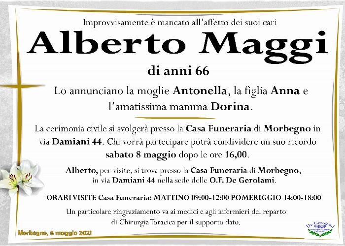 Maggi Alberto: Immagine Elenchi