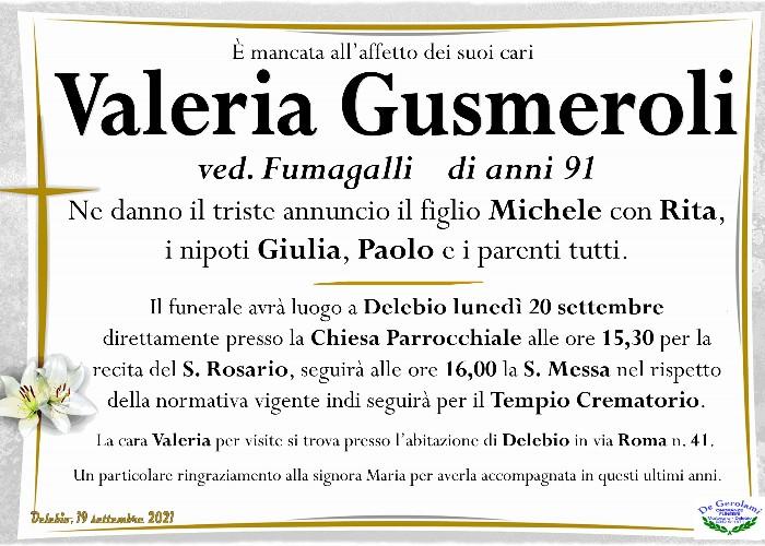 Gusmeroli Valeria: Immagine Elenchi
