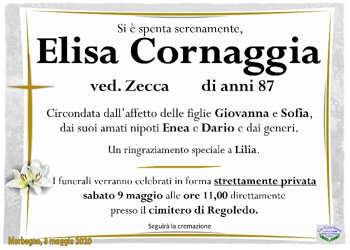 Cornaggia Elisa: Immagine Elenchi