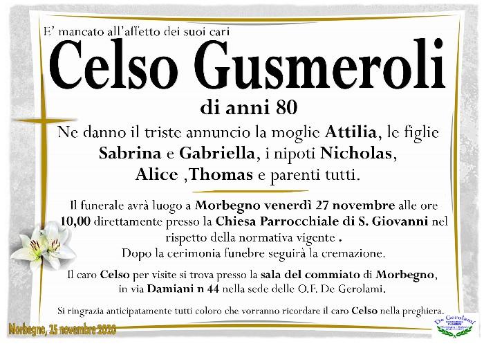 Gusmeroli Celso: Immagine Elenchi