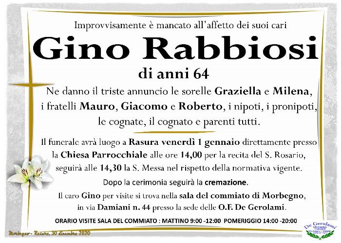 Rabbiosi Gino: Immagine Elenchi