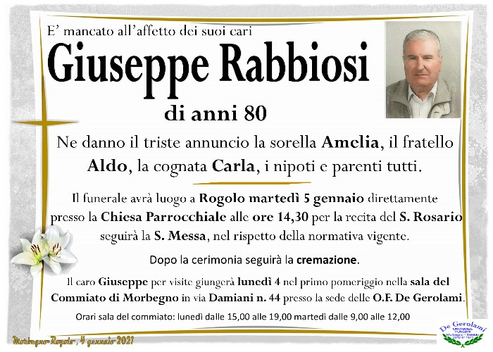 Rabbiosi Giuseppe: Immagine Elenchi