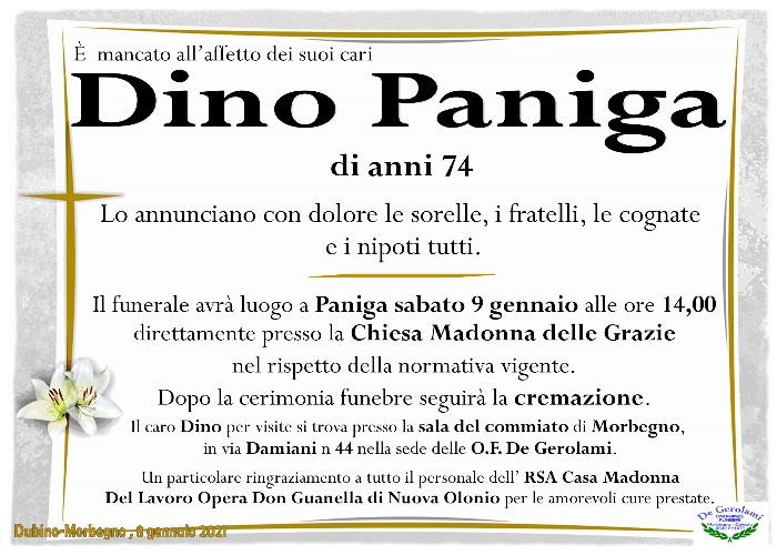 Paniga Dino: Immagine Elenchi