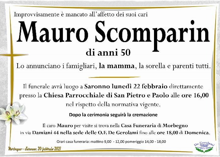 Scomparin Mauro: Immagine Elenchi