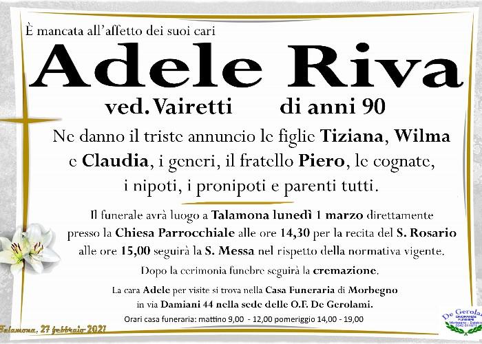 Riva Adele: Immagine Elenchi