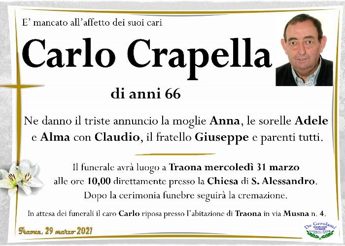 Crapella Carlo: Immagine Elenchi